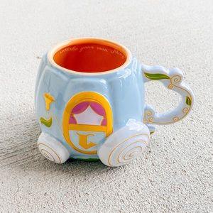 Disney Cinderella Princess Pumpkin Coach Mug